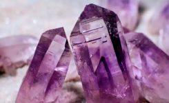 Crystals-Amethyst